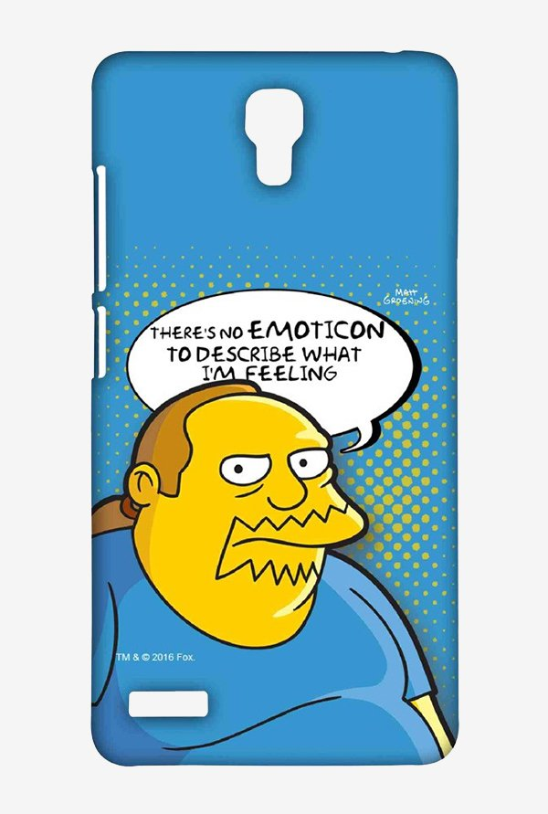 Simpsons Comic Guy Case for Xiaomi Redmi Note Prime