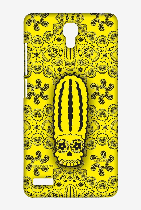 Simpsons Celtic Marge Case for Xiaomi Redmi Note Prime