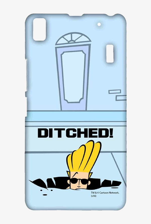 Johnny Bravo Ditched Case for Lenovo A7000