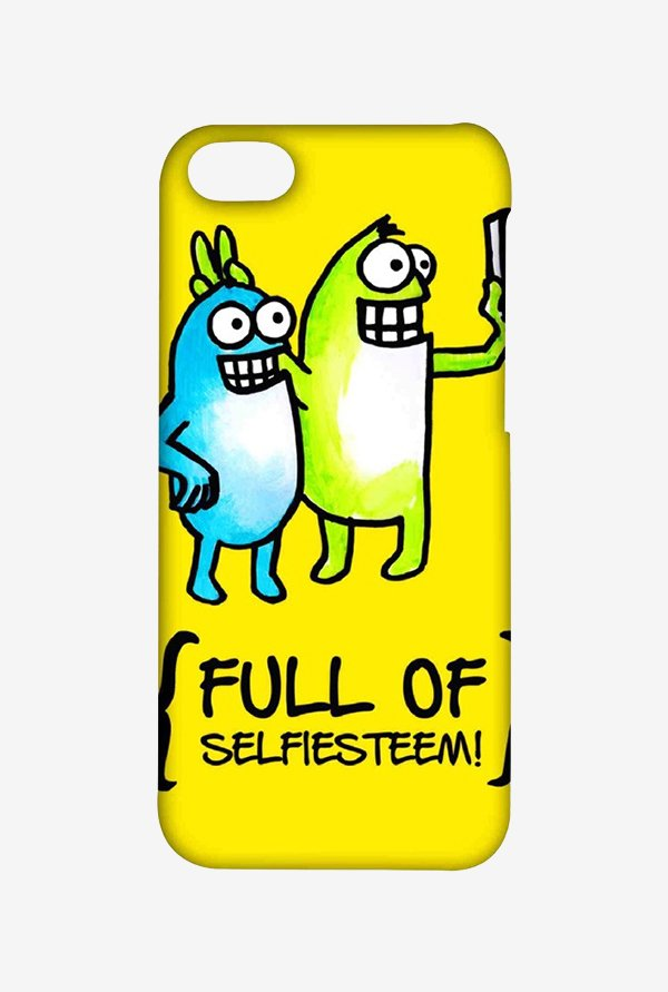 Kritzels Selfiesteem Case for iPhone 5C