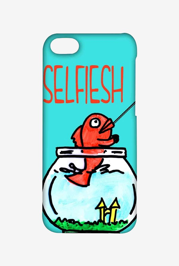Kritzels Selfiesh Case for iPhone 5C