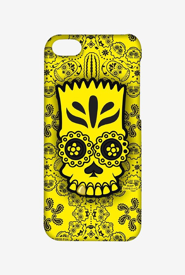 Simpsons Celtic Bart Case for iPhone 5C