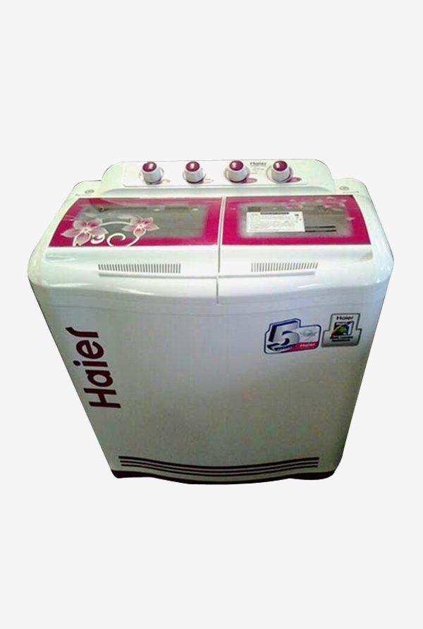 Haier XPB76-113S 7.6 kg Washing Machine (Pink)