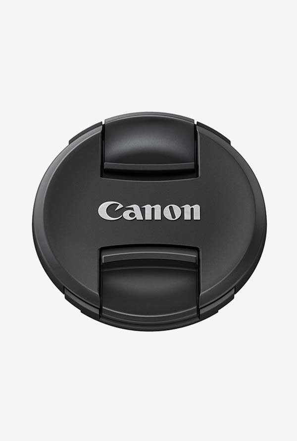 Canon E-82 II 82mm Lens Cap (Black)