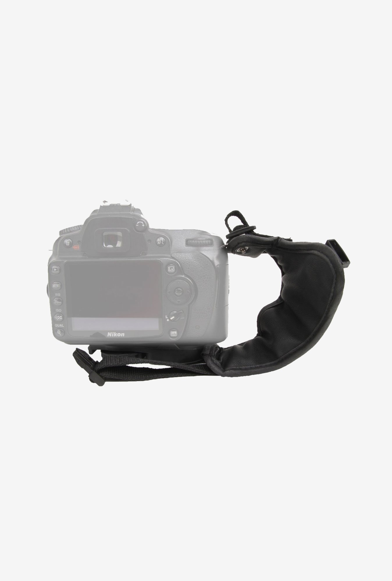 Movo Photo HSG-8 DualStrap-DLX Padded Wrist and Grip Strap