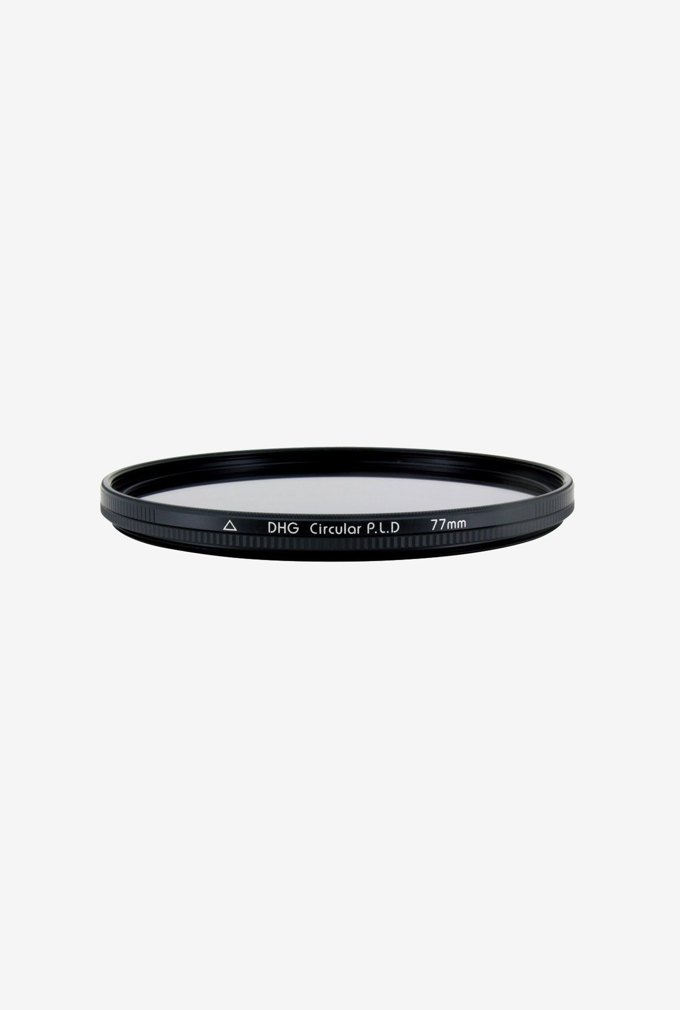 Marumi 77mm DHG Circular Polarizer Filter (Black)
