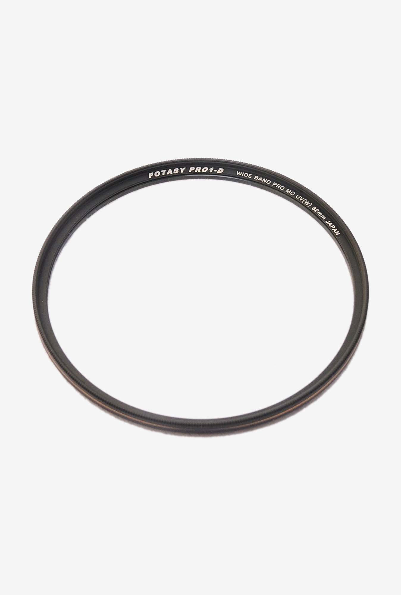 Fotasy MRC 82 mm Multi-Coated Filters (Black)
