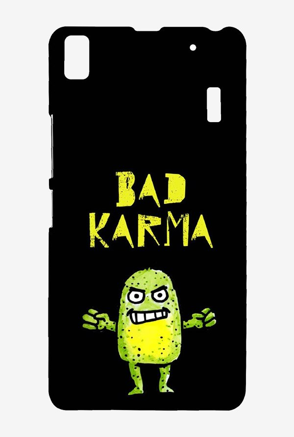 Kritzels Bad Karma Case for Lenovo A7000