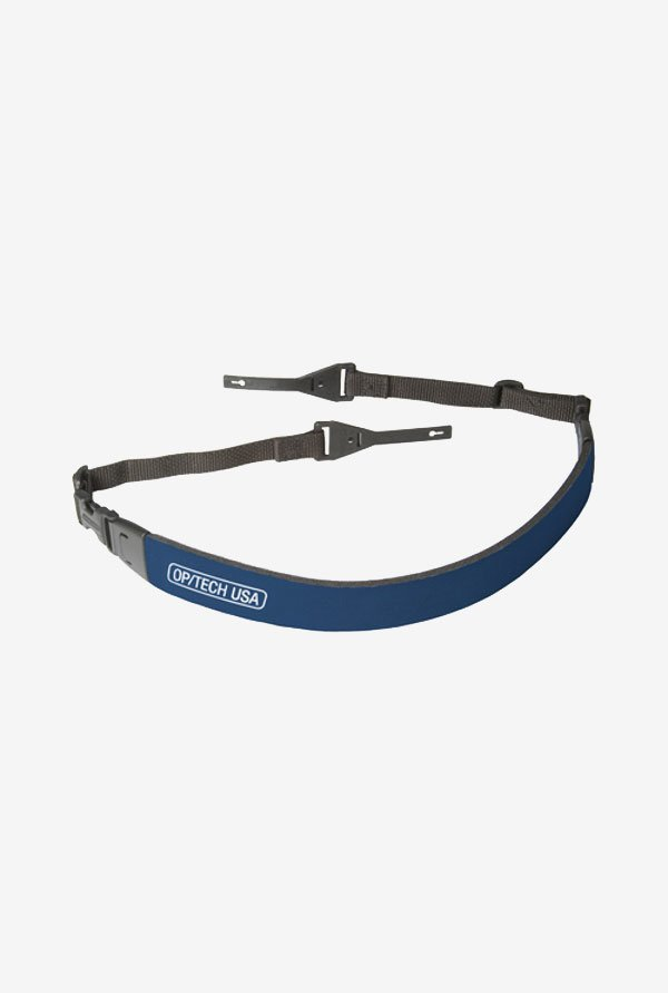 "Op/Tech Usa 1603252 Fashion Strap - 3/8"" (Navy)"