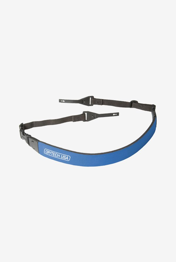 "Op/Tech Usa 1604252 Fashion Strap - 3/8"" (Royal)"