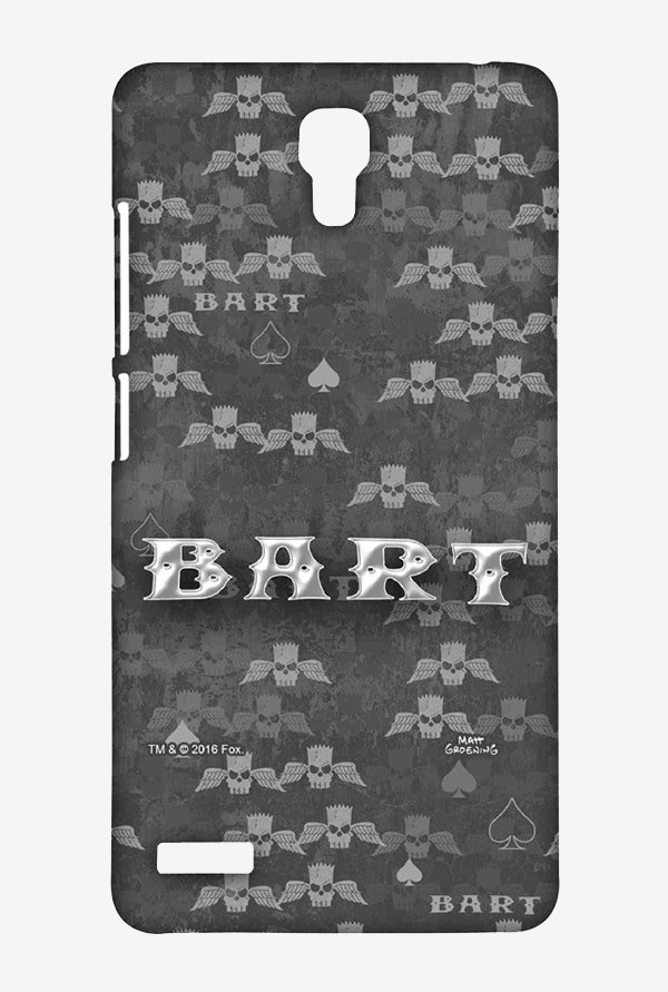 Simpsons Bart Wings Case for Xiaomi Redmi Note Prime