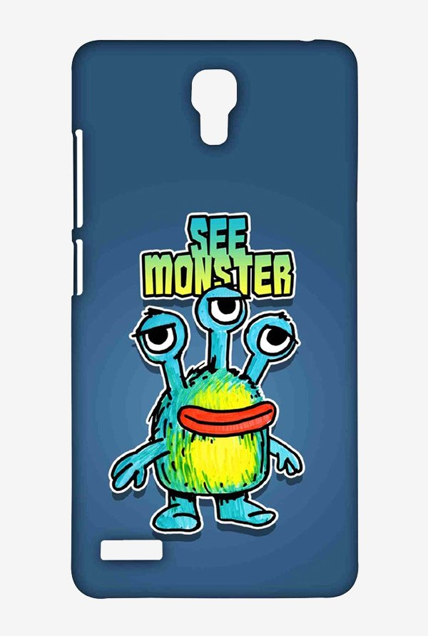 Kritzels See Monster Case for Xiaomi Redmi Note 4G