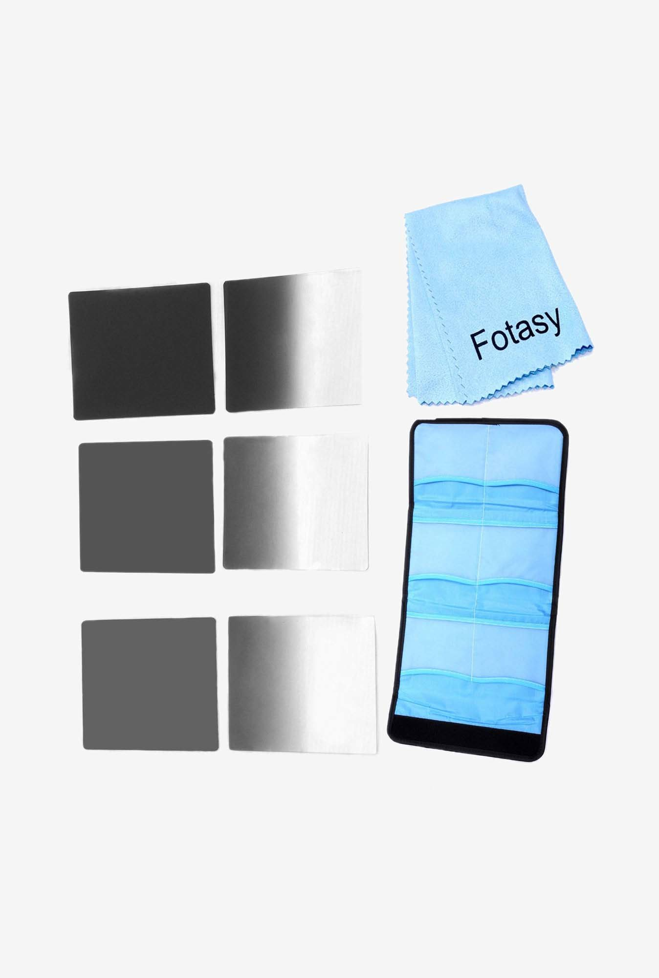 Fotasy CokinKitFilter Carry Case Cleaning Cloth (Black)