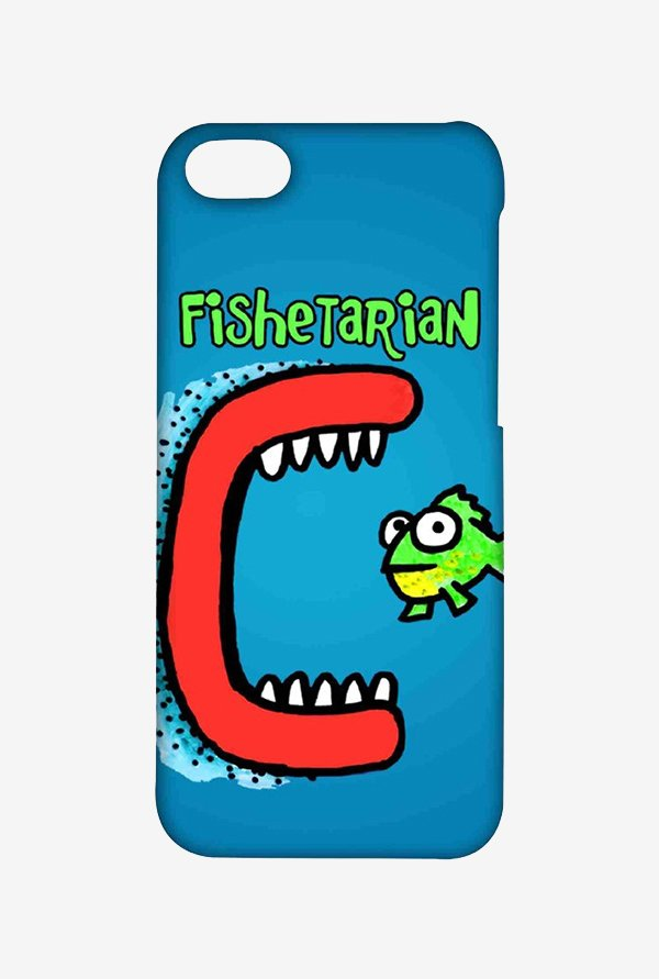 Kritzels Fishetarian Case for iPhone 4/4s