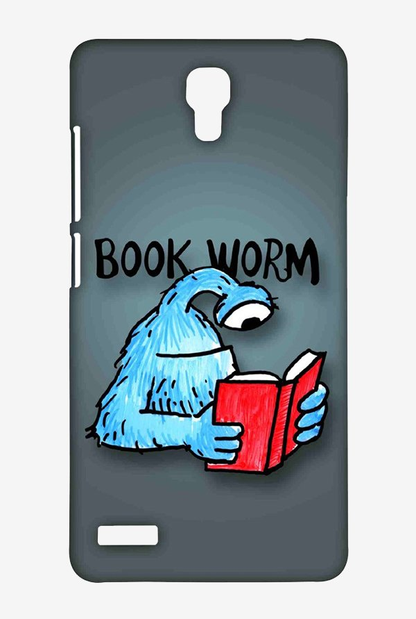 Kritzels Book Worm Case for Xiaomi Redmi Note 4G