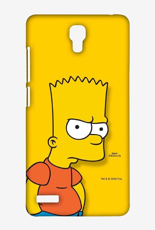 Bart Simpson Case for Xiaomi Redmi Note 4G