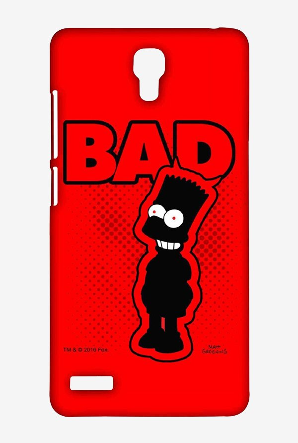 Simpsons Bad Case for Xiaomi Redmi Note 4G