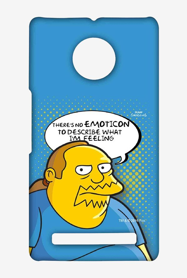 Simpsons Comic Guy Case for Yu Yuphoria