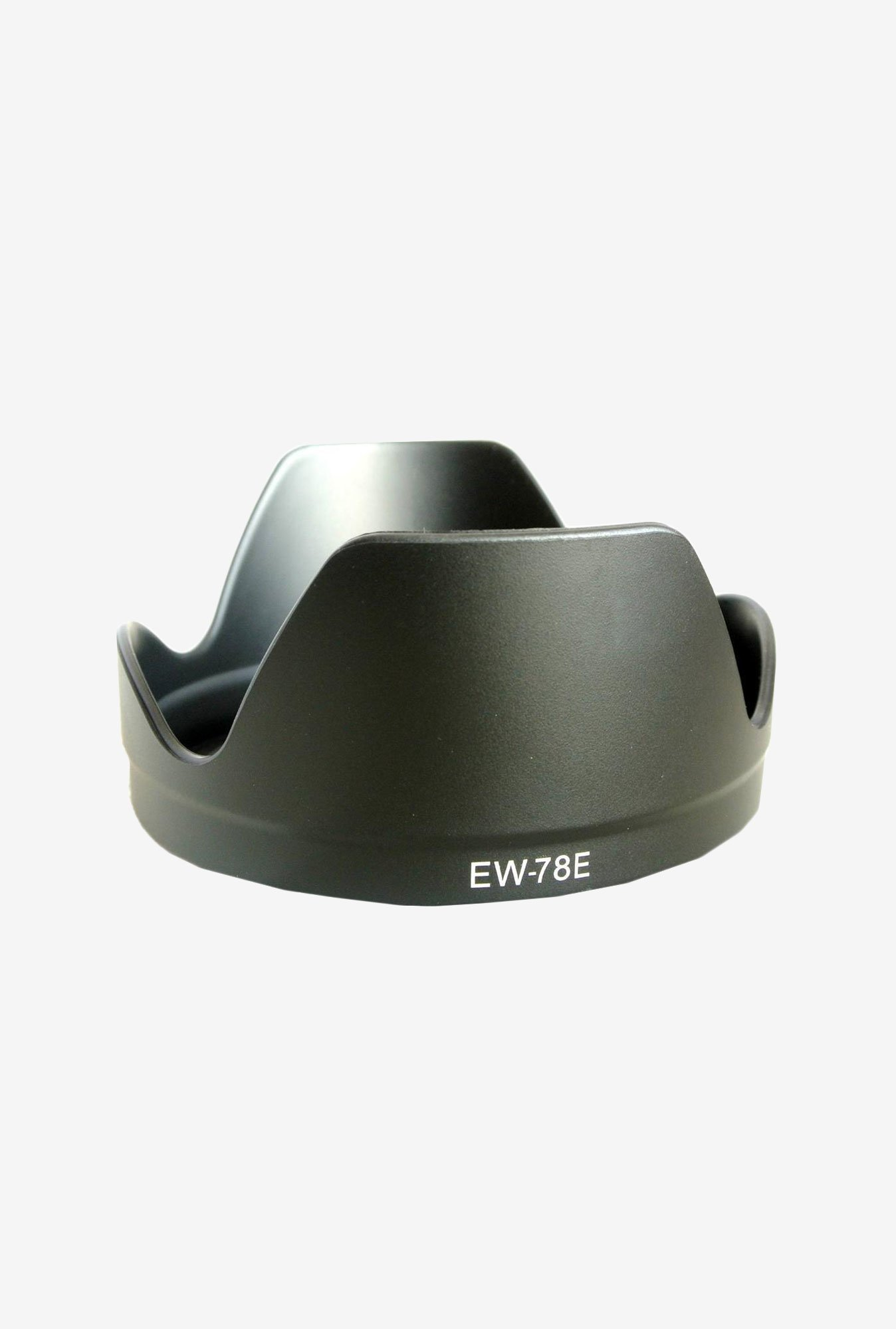 Cowboy Studio EW-78E Lens Hood For Canon EFS 15-85mm (Black)