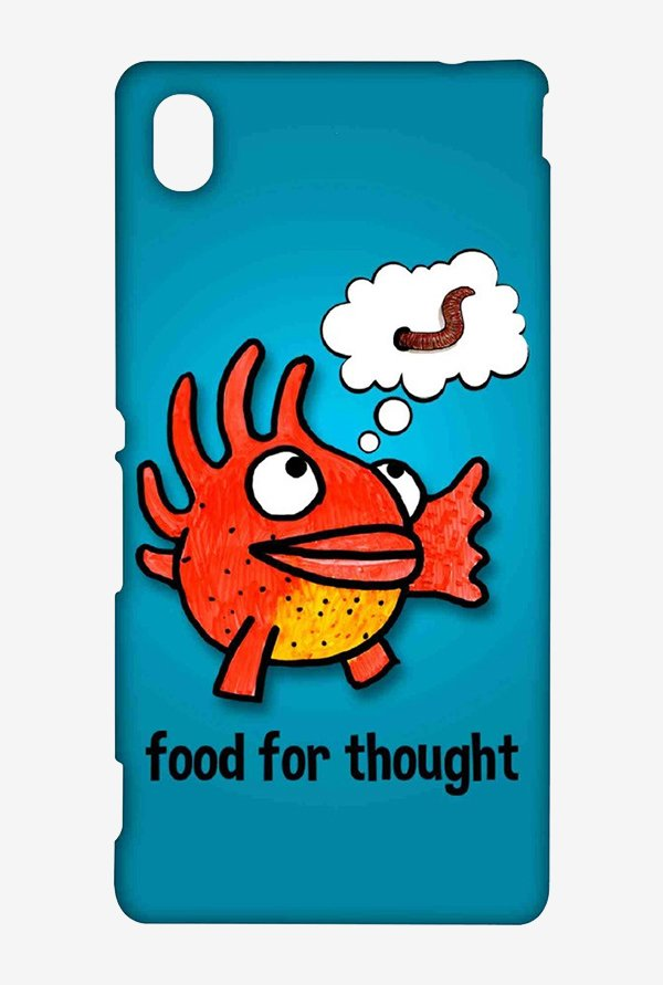 Kritzels Food For Thought Case for Sony Xperia M4