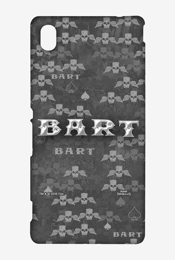 Simpsons Bart Wings Case for Sony Xperia M4
