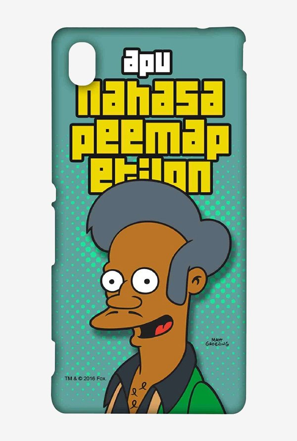 Simpsons Apu Case for Sony Xperia M4