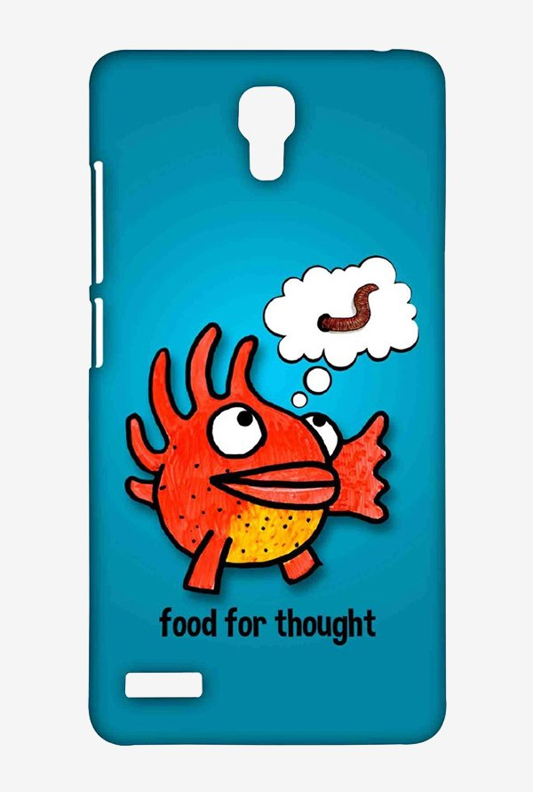 Kritzels Food For Thought Case for Xiaomi Redmi Note Prime