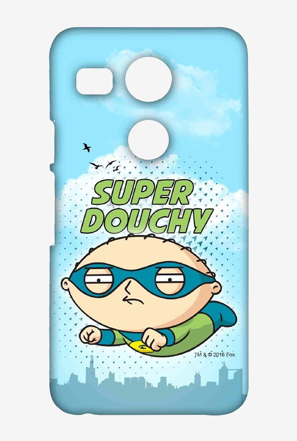 Family Guy Super Douchy Case for LG Nexus 5X