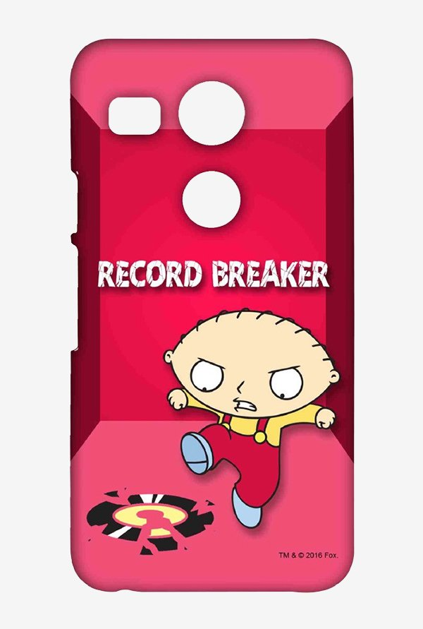 Family Guy Record Breaker Case for LG Nexus 5X