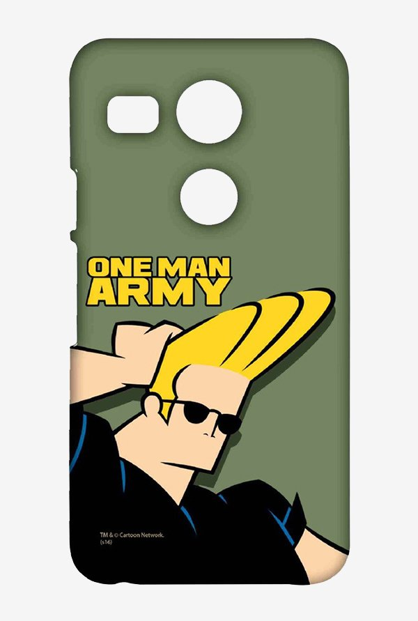 Johnny Bravo One Man Army Case for LG Nexus 5X