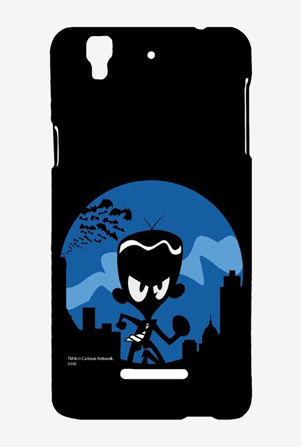 Dexter Mandark Case for Yu Yureka Plus