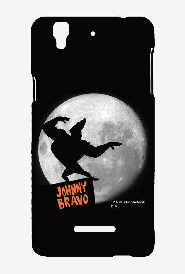 Johnny Bravo On The Moon Case for Yu Yureka Plus