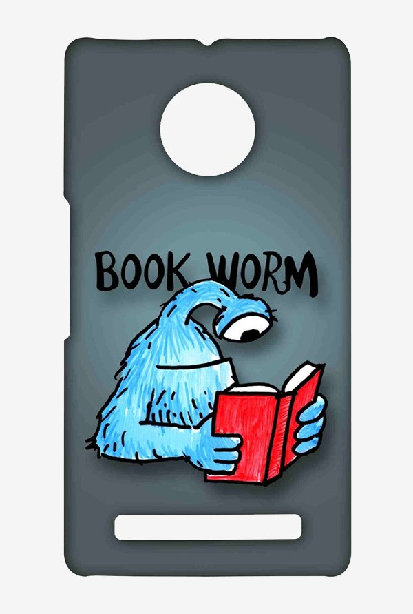 Kritzels Book Worm Case for Yu Yuphoria