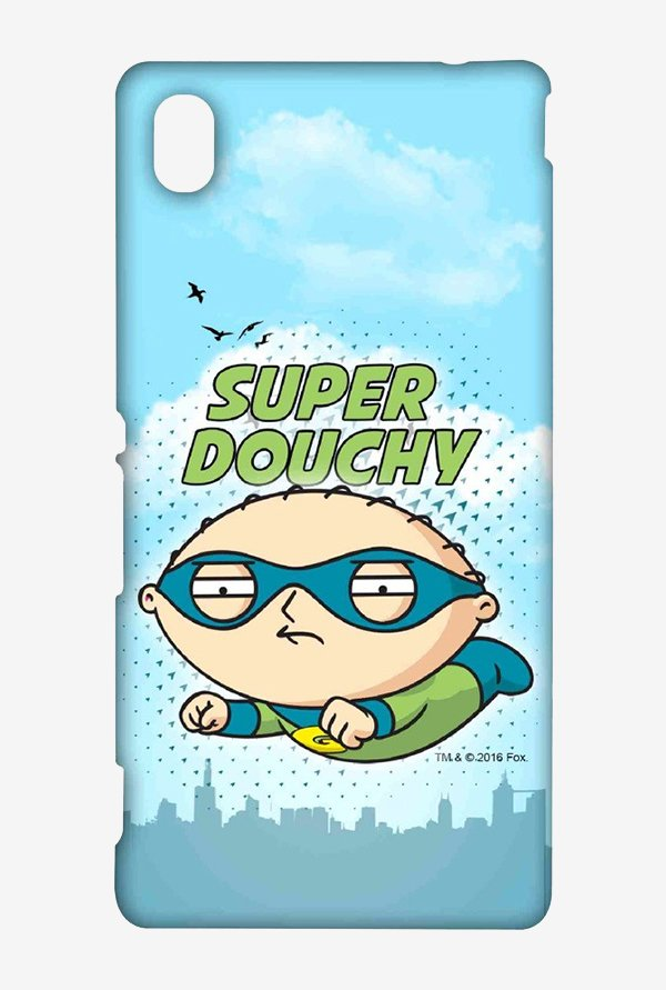 Family Guy Super Douchy Case for Sony Xperia M4