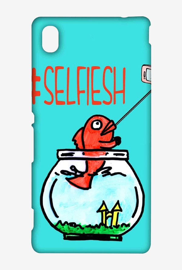 Kritzels Selfiesh Case for Sony Xperia M4