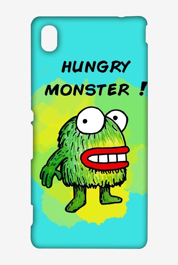 Kritzels Hungry Monster Case for Sony Xperia M4