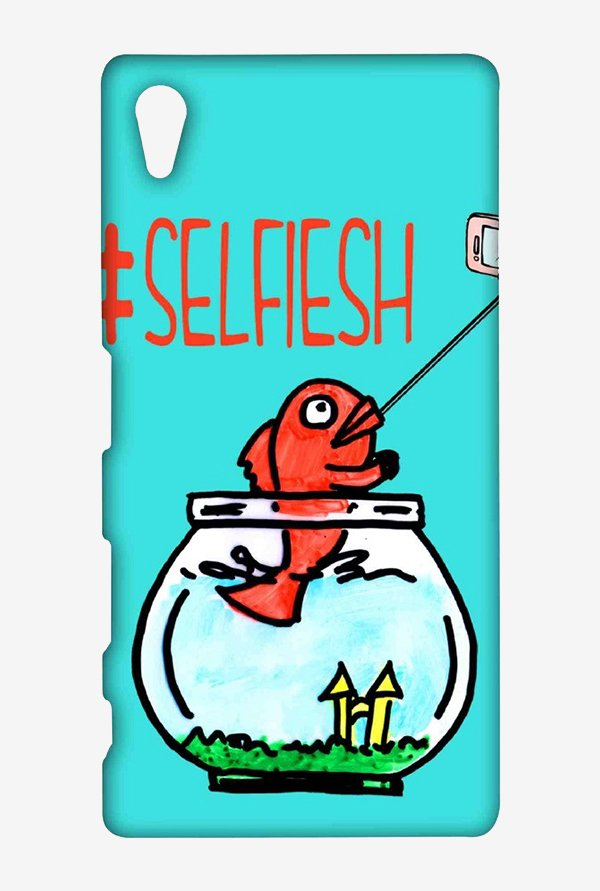 Kritzels Selfiesh Case for Sony Xperia Z5