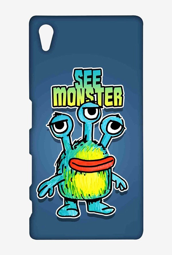 Kritzels See Monster Case for Sony Xperia Z5