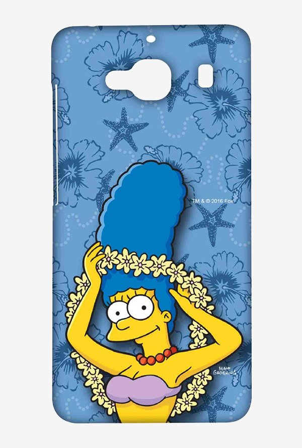 Simpsons Marge Hawaii Case for Xiaomi Redmi 2