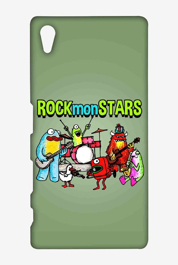 Kritzels Rockmonstars Case for Sony Xperia Z5