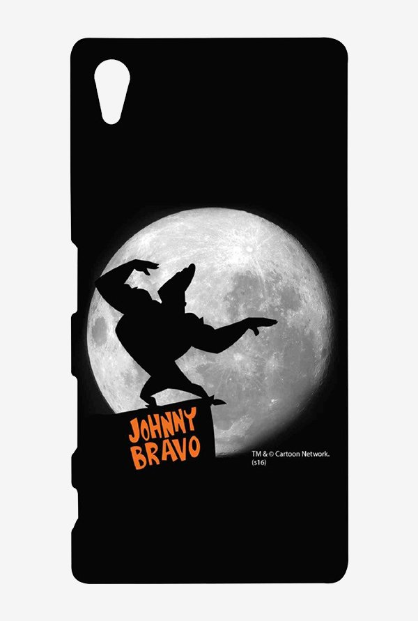Johnny Bravo On The Moon Case for Sony Xperia Z5