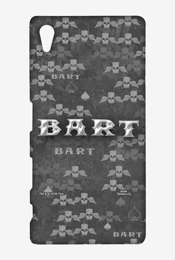 Simpsons Bart Wings Case for Sony Xperia Z5