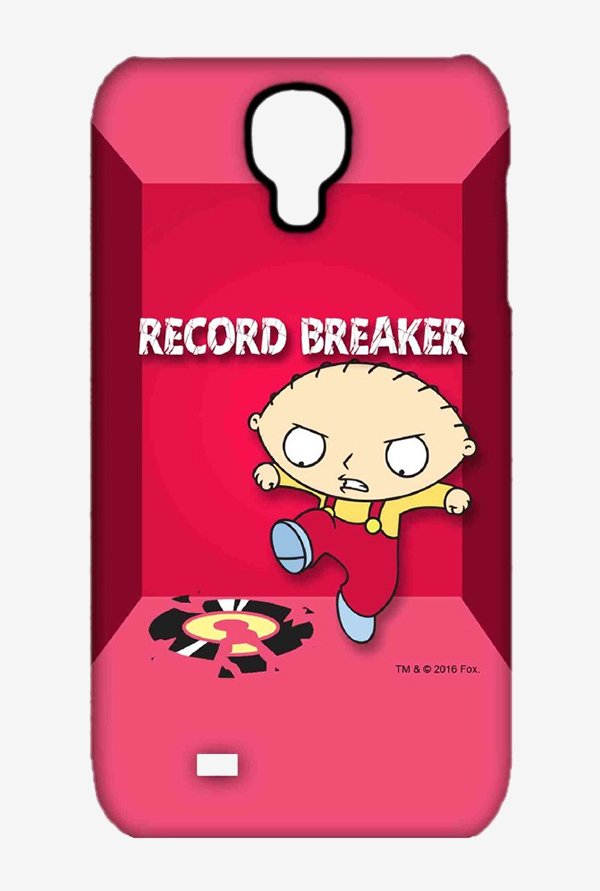 Family Guy Record Breaker Case for Samsung S4