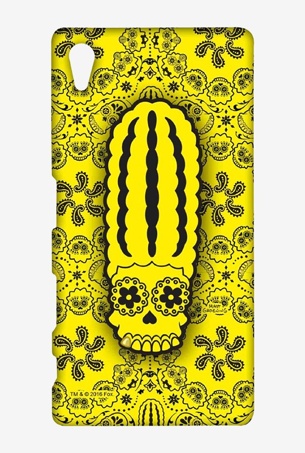 Simpsons Celtic Marge Case for Sony Xperia Z5