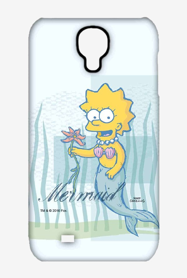 Simpsons Mermaid Case for Samsung S4