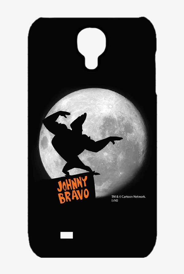 Johnny Bravo On The Moon Case for Samsung S4