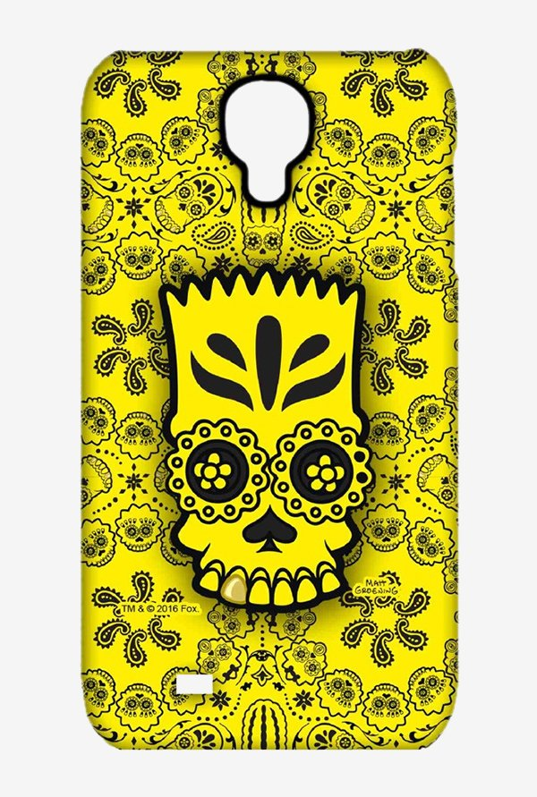 Simpsons Celtic Bart Case for Samsung S4