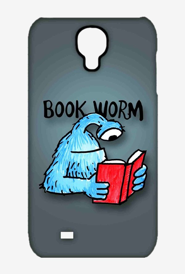 Kritzels Book Worm Case for Samsung S4