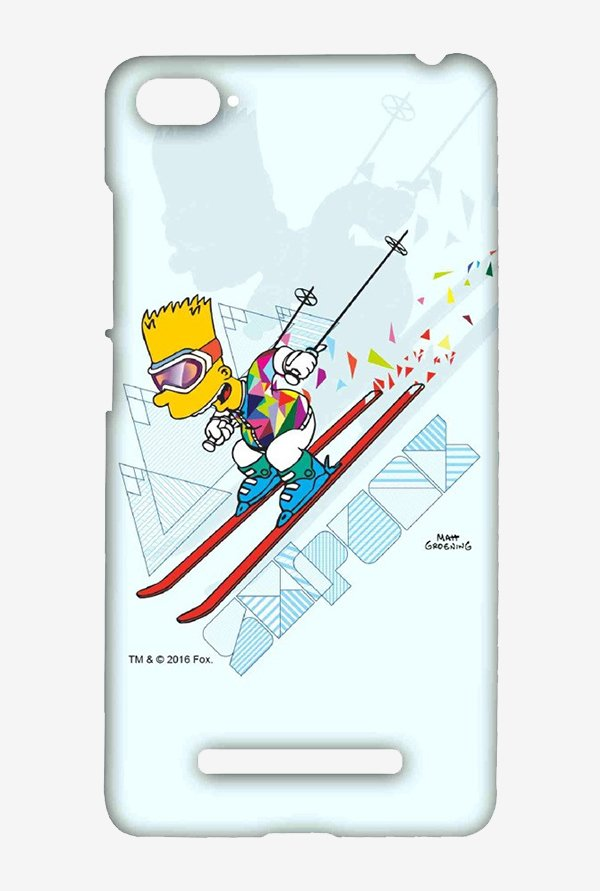 Simpsons Ski Punk Case for Xiaomi Mi4i