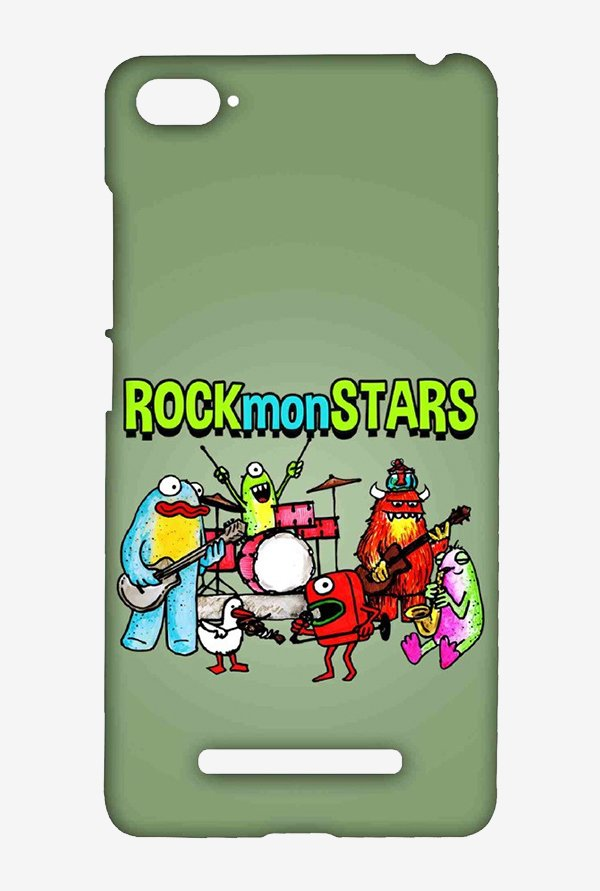 Kritzels Rockmonstars Case for Xiaomi Mi4i